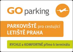 Parkování Letiště Praha. GO parking s.r.o.